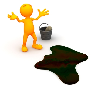 Responding to a workplace spill